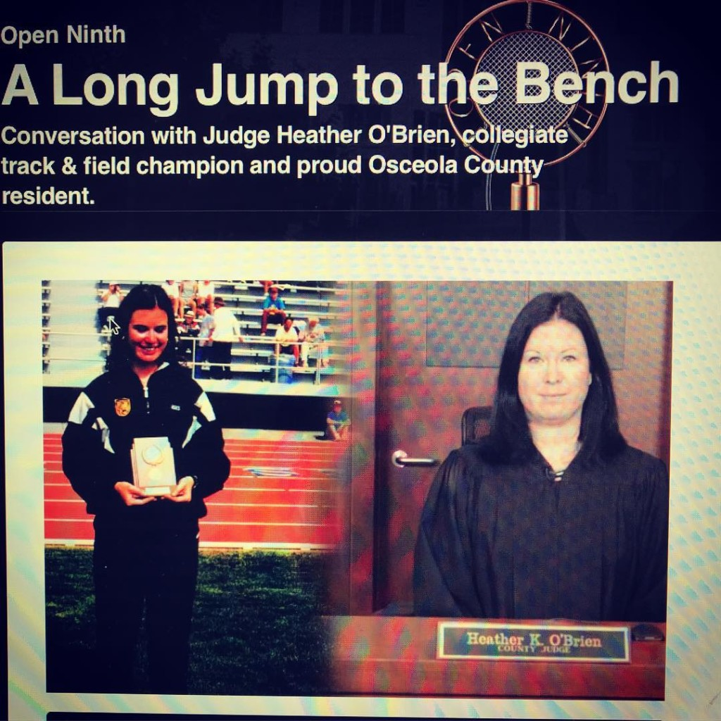 Be sure to listen to Osceolas very own Judge Heatherhellip